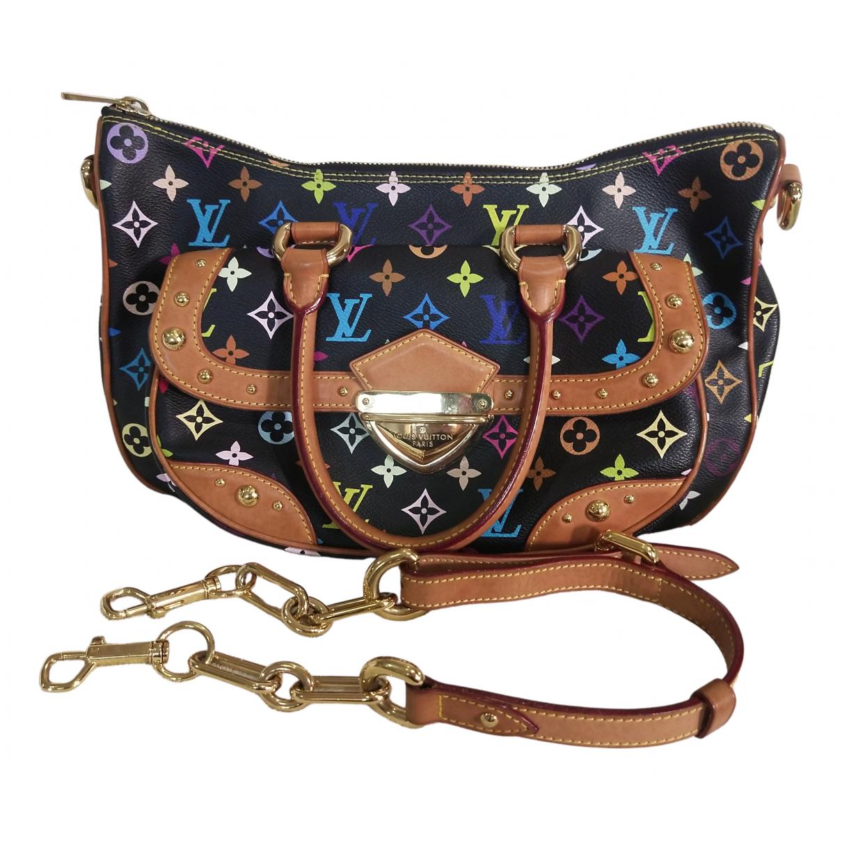 Louis Vuitton Rita Multicolour Cloth handbag for Women N