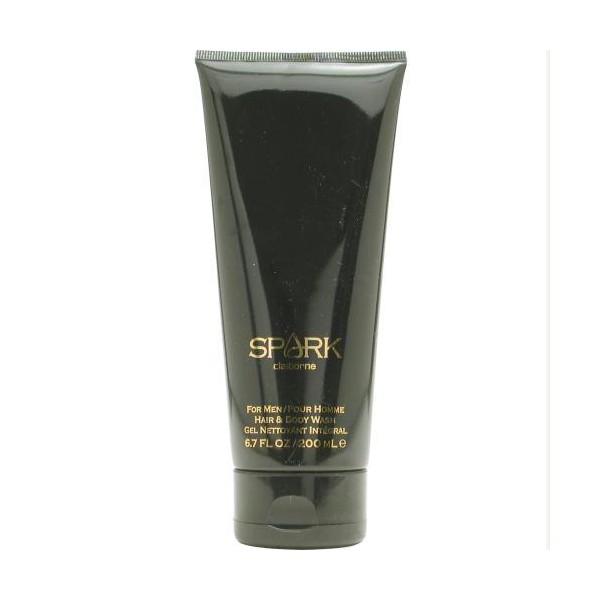 Spark - Liz Claiborne Gel de ducha cuerpo y cabello 200 ml