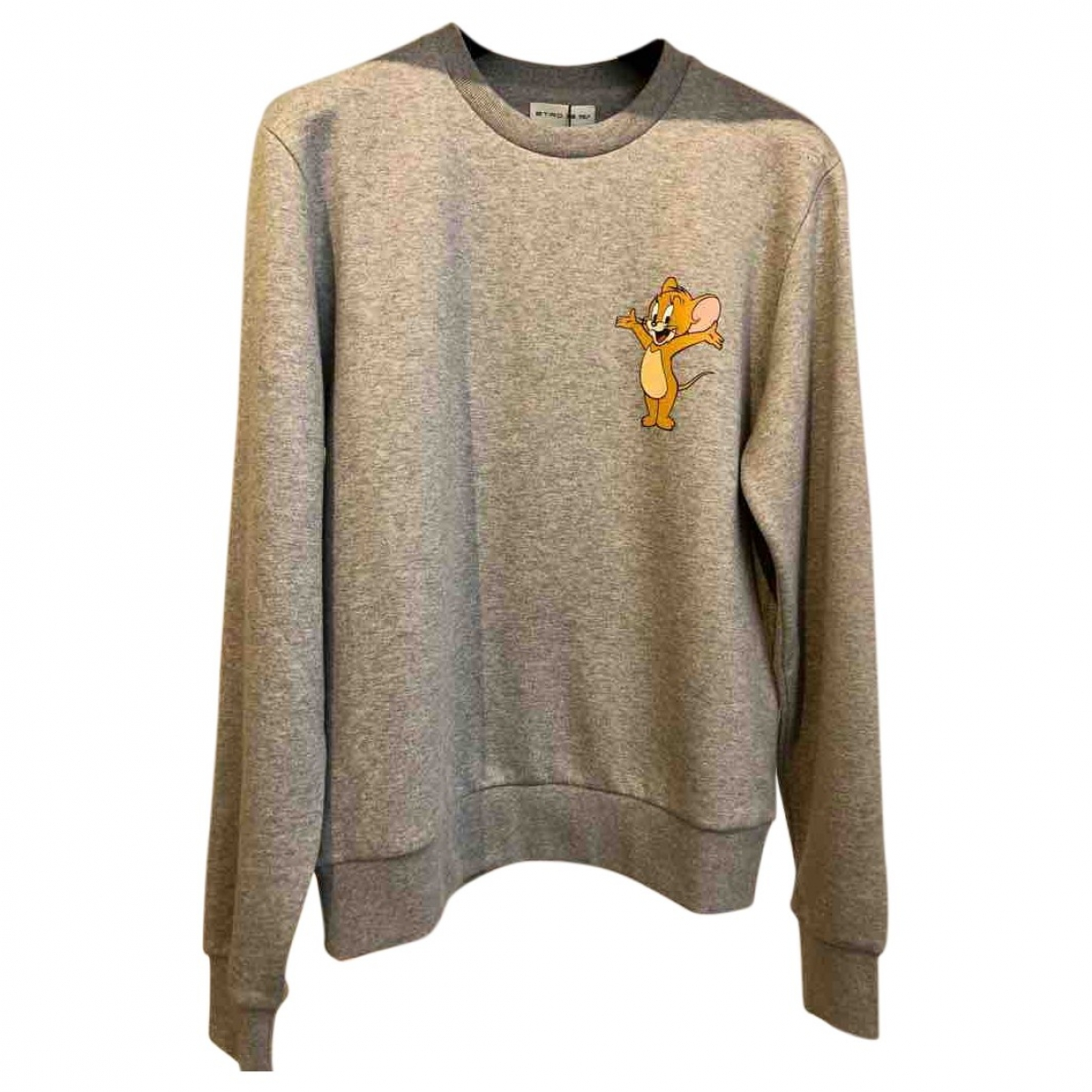 Etro \N Grey Cotton Knitwear for Women S International