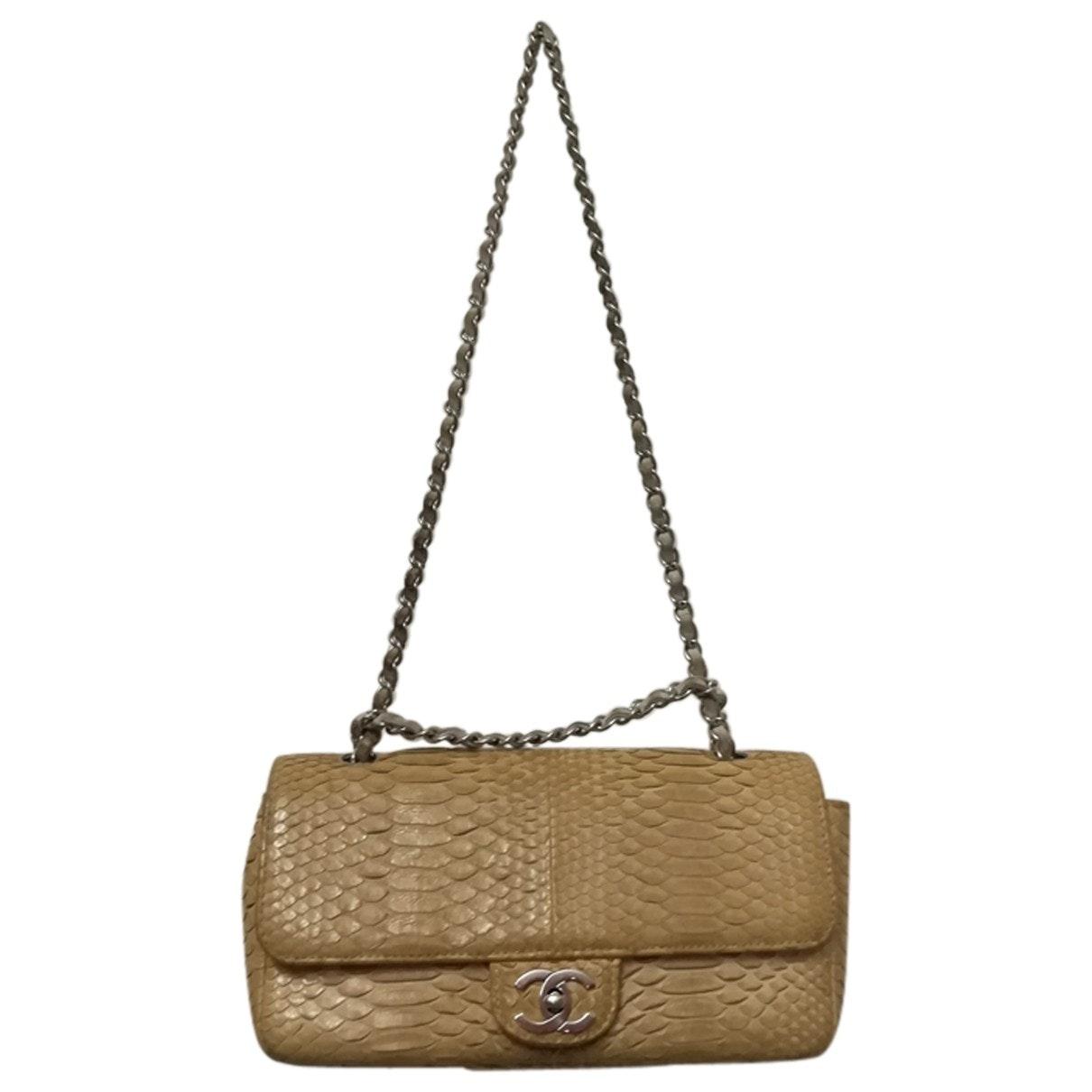 Bolso  de Cueros exoticos Chanel