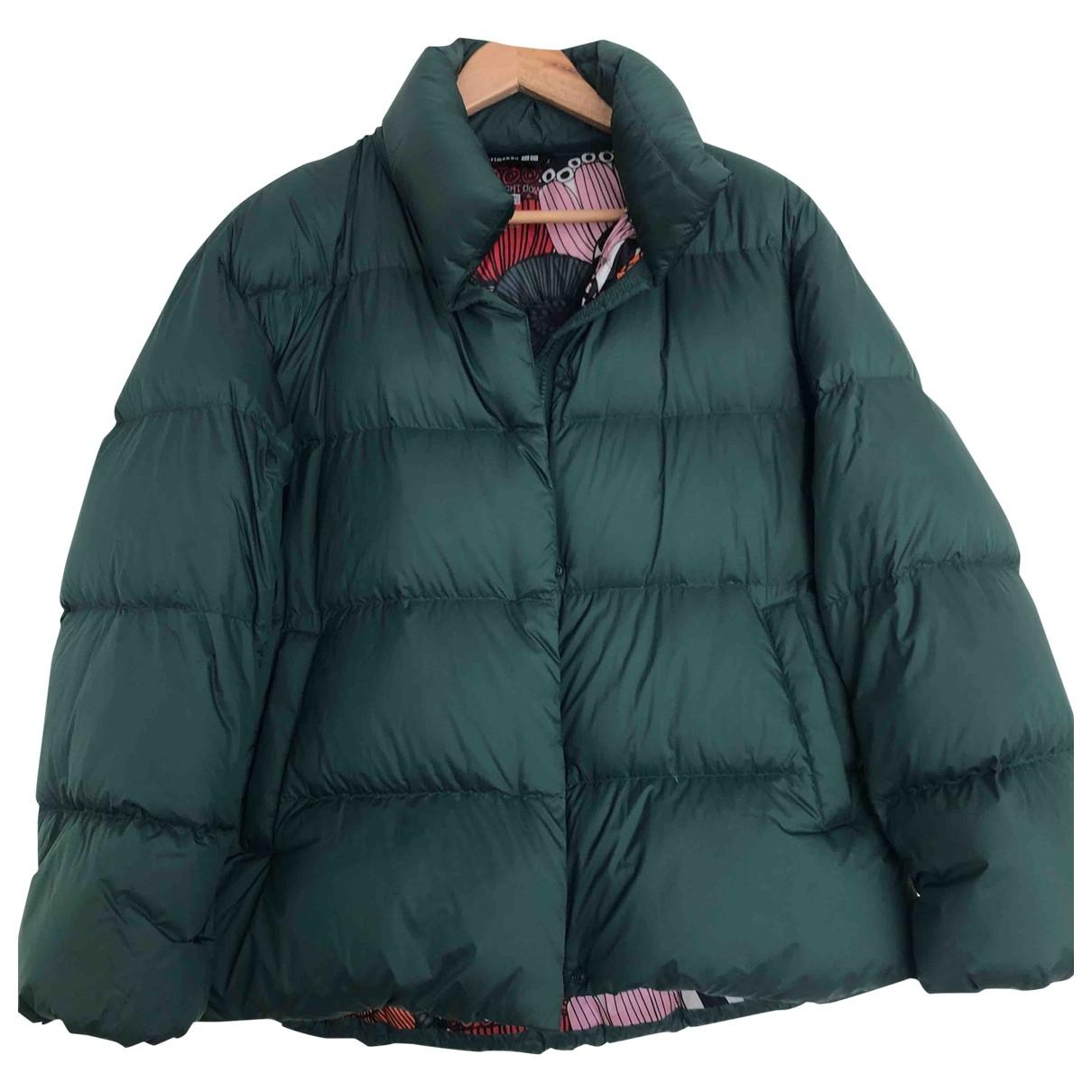 Uniqlo \N Green jacket for Women XS International