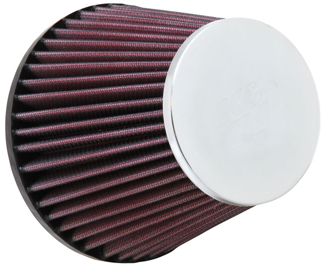 K&N RC-9250 Universal Clamp-On Air Filter