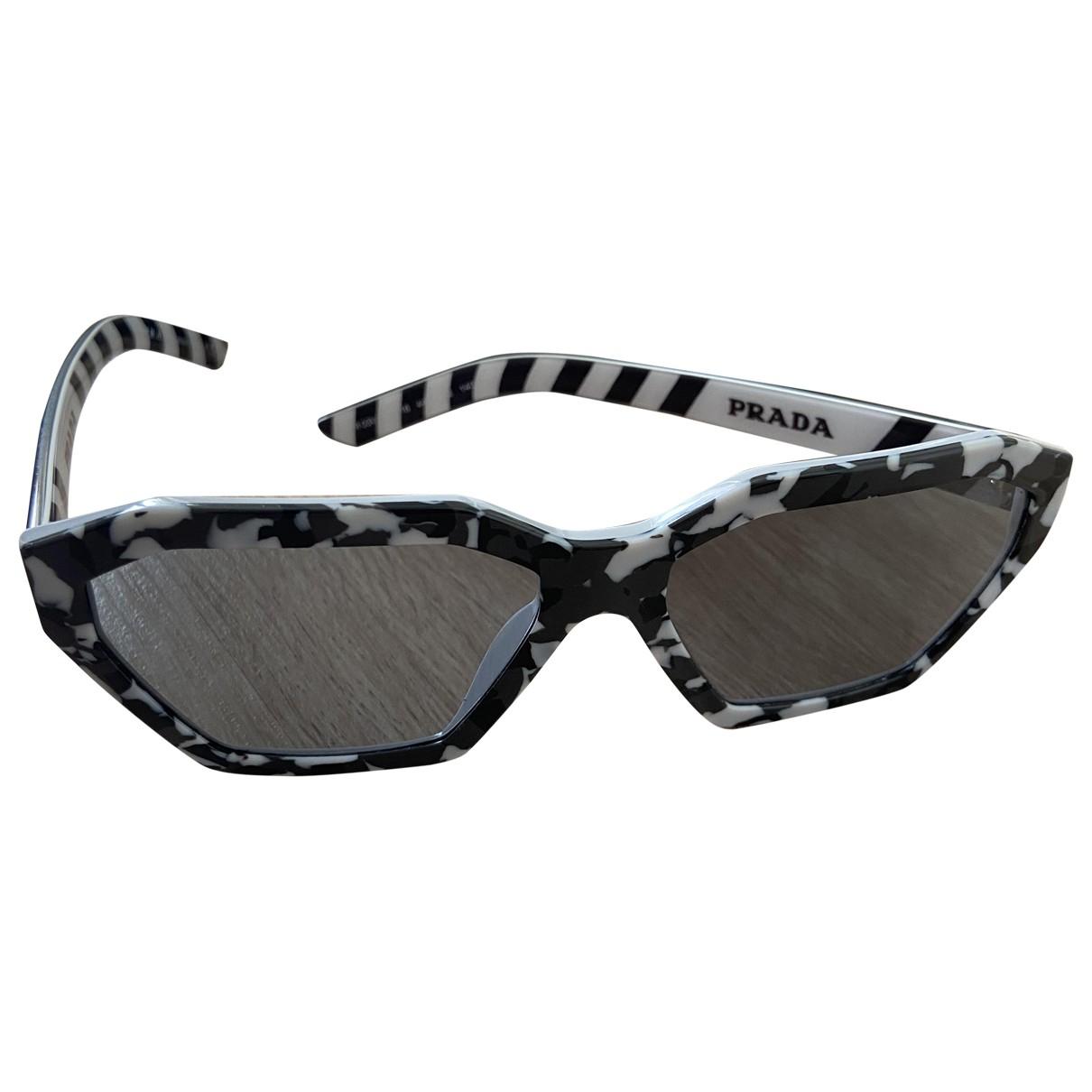 Prada N Grey Sunglasses for Women N