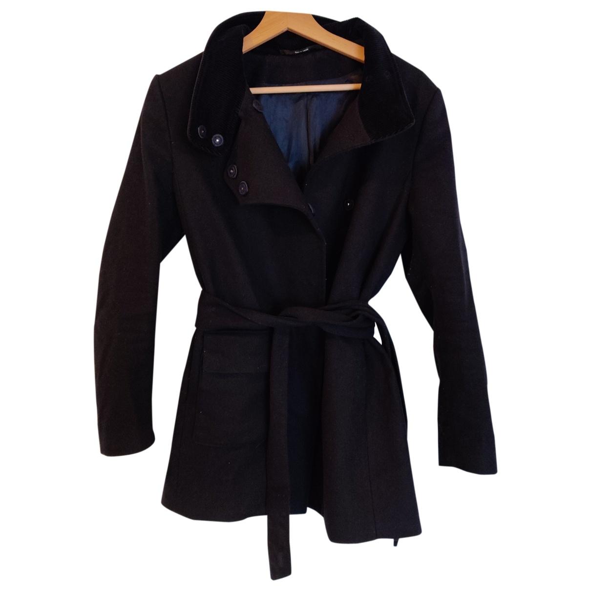 Tiger Of Sweden \N Blue Cotton coat for Women S International