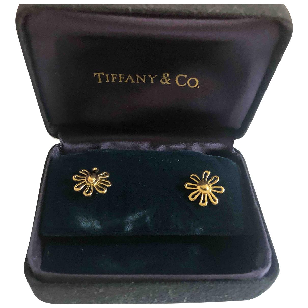 Tiffany & Co \N Yellow Yellow gold Earrings for Women \N