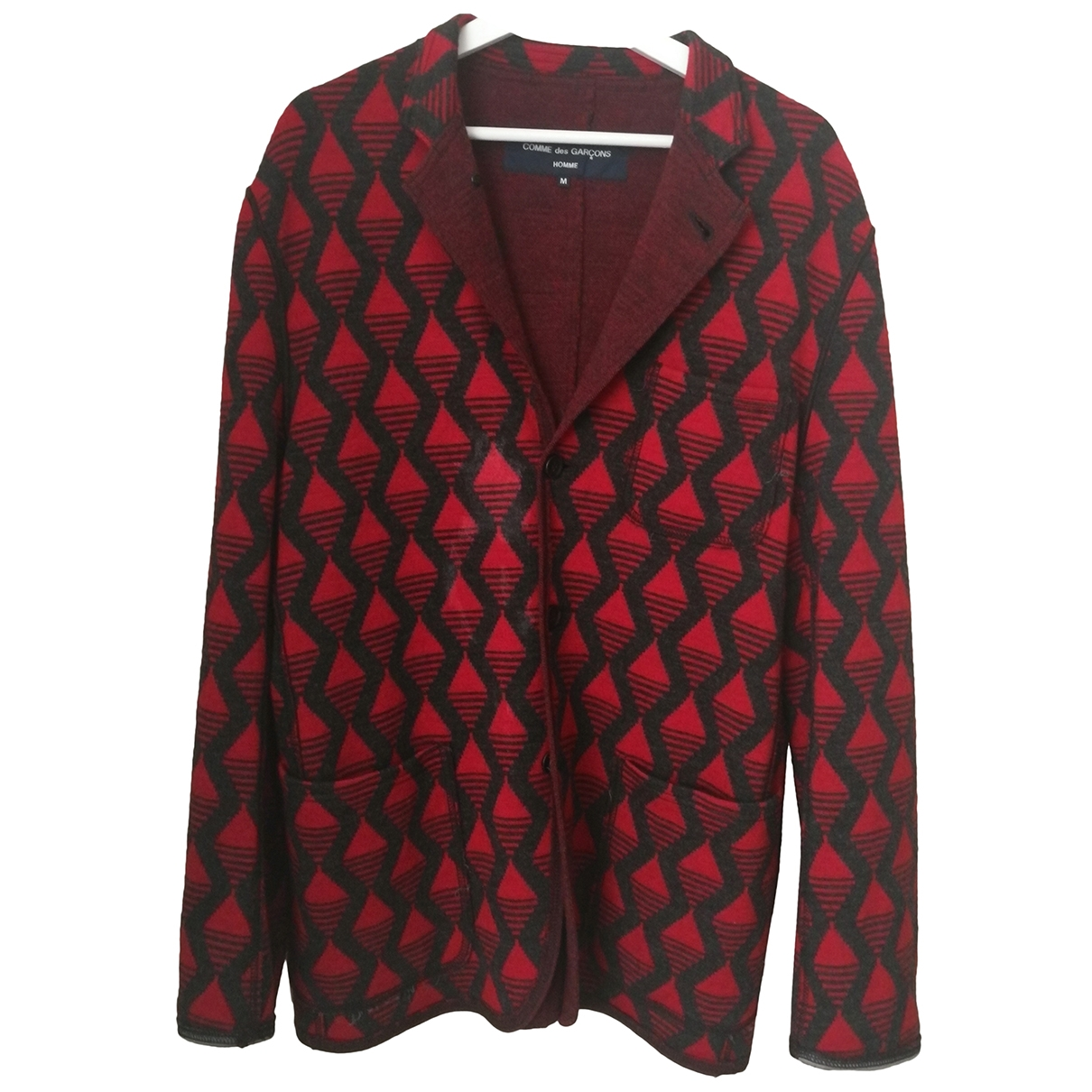 Comme Des Garcons \N Multicolour Wool Knitwear & Sweatshirts for Men M International