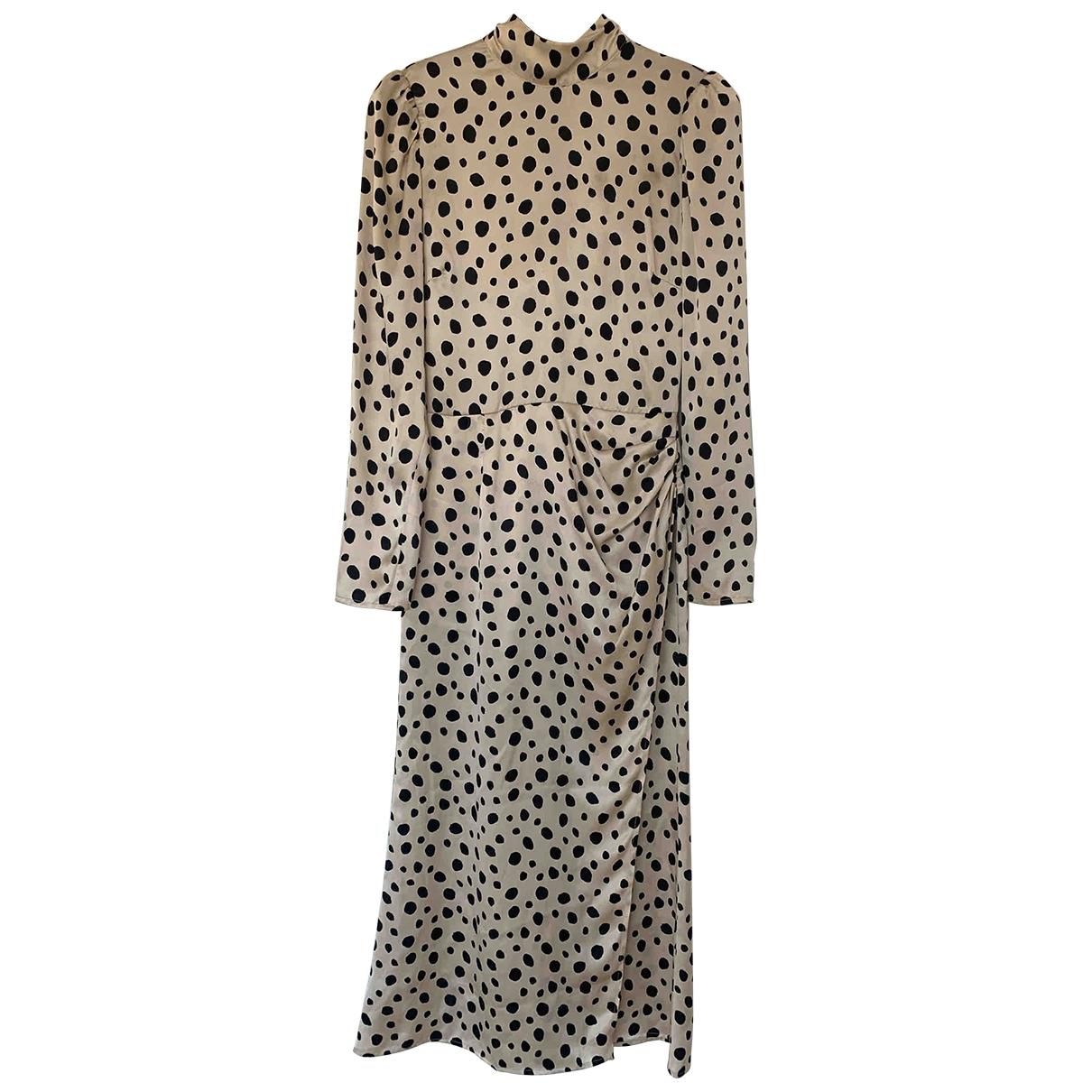 Maxi vestido de Seda Reformation