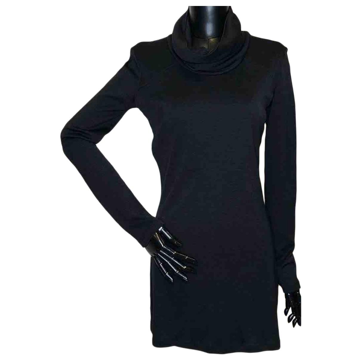 Maison Martin Margiela \N Grey Wool dress for Women S International