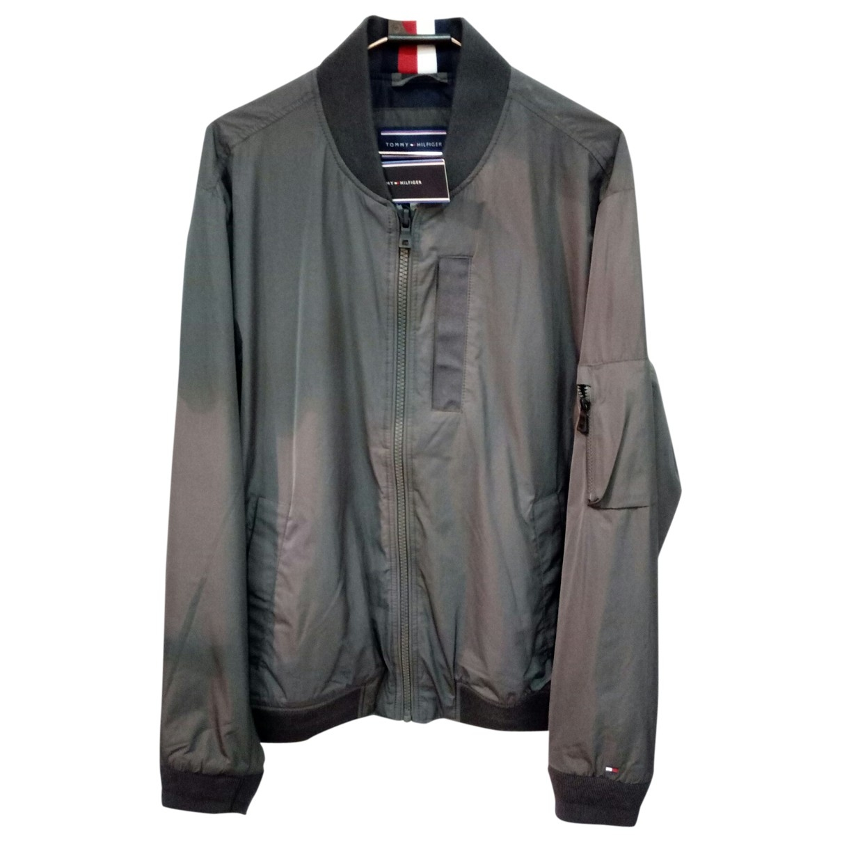 Tommy Hilfiger \N Grey jacket  for Men XL International