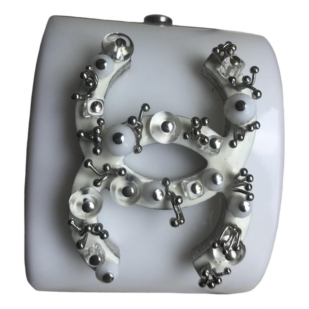 Chanel CC White bracelet for Women \N