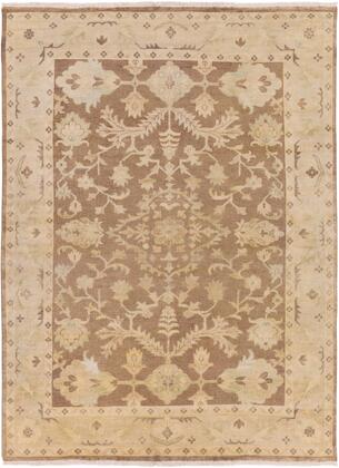 Hillcrest HIL-9011 10' x 14' Rectangle Traditional Rug in