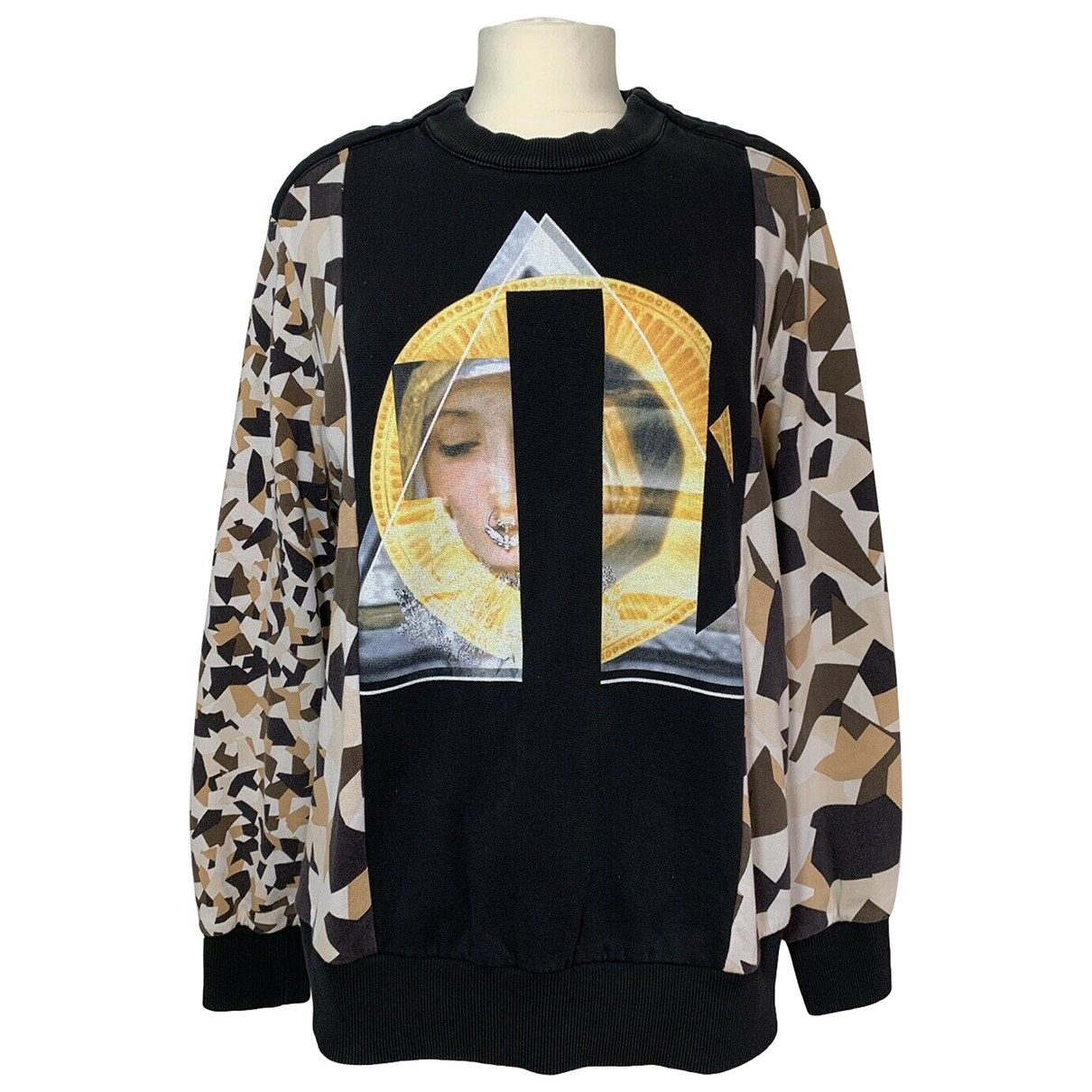 Givenchy \N Pullover.Westen.Sweatshirts  in  Bunt Baumwolle