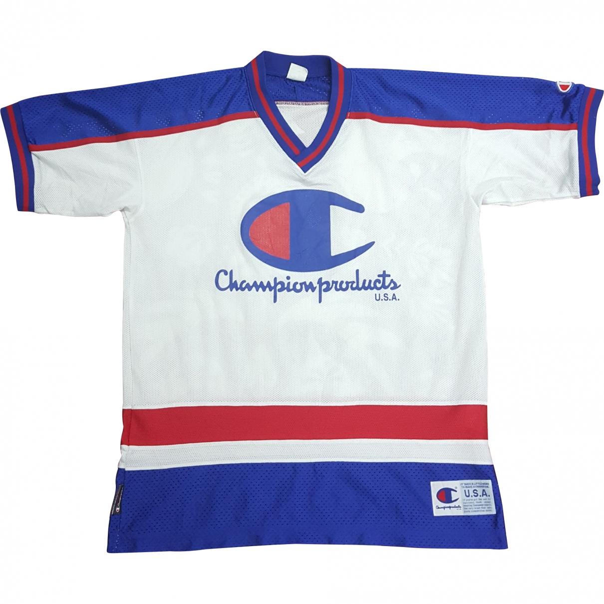 Champion - Tee shirts   pour homme en autre - multicolore