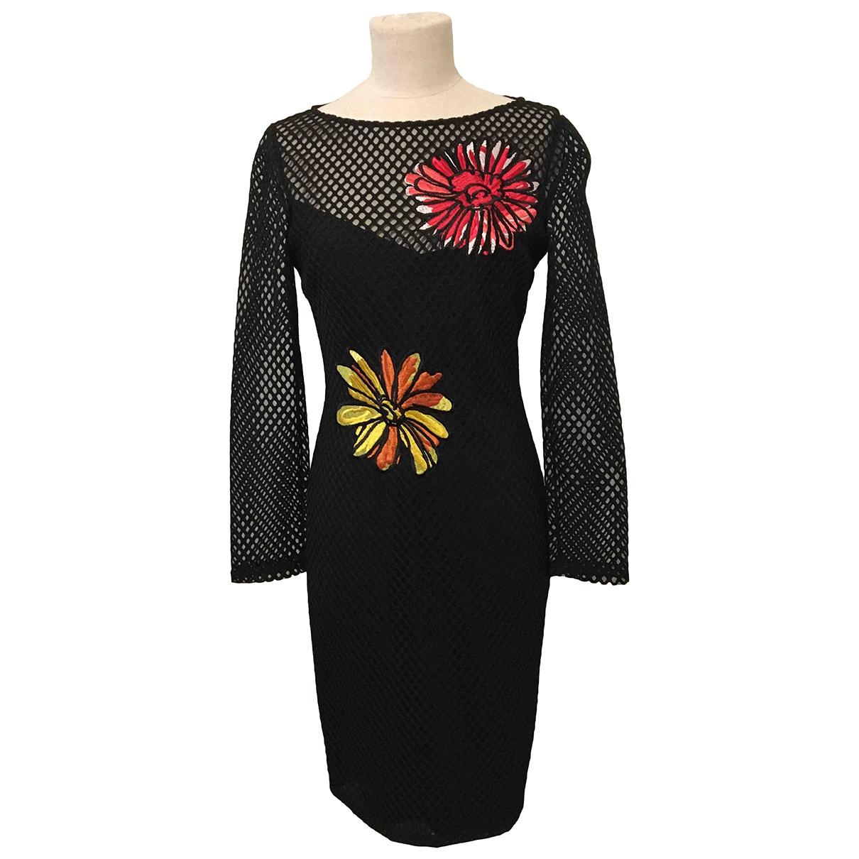 Moschino \N Black dress for Women 42 IT