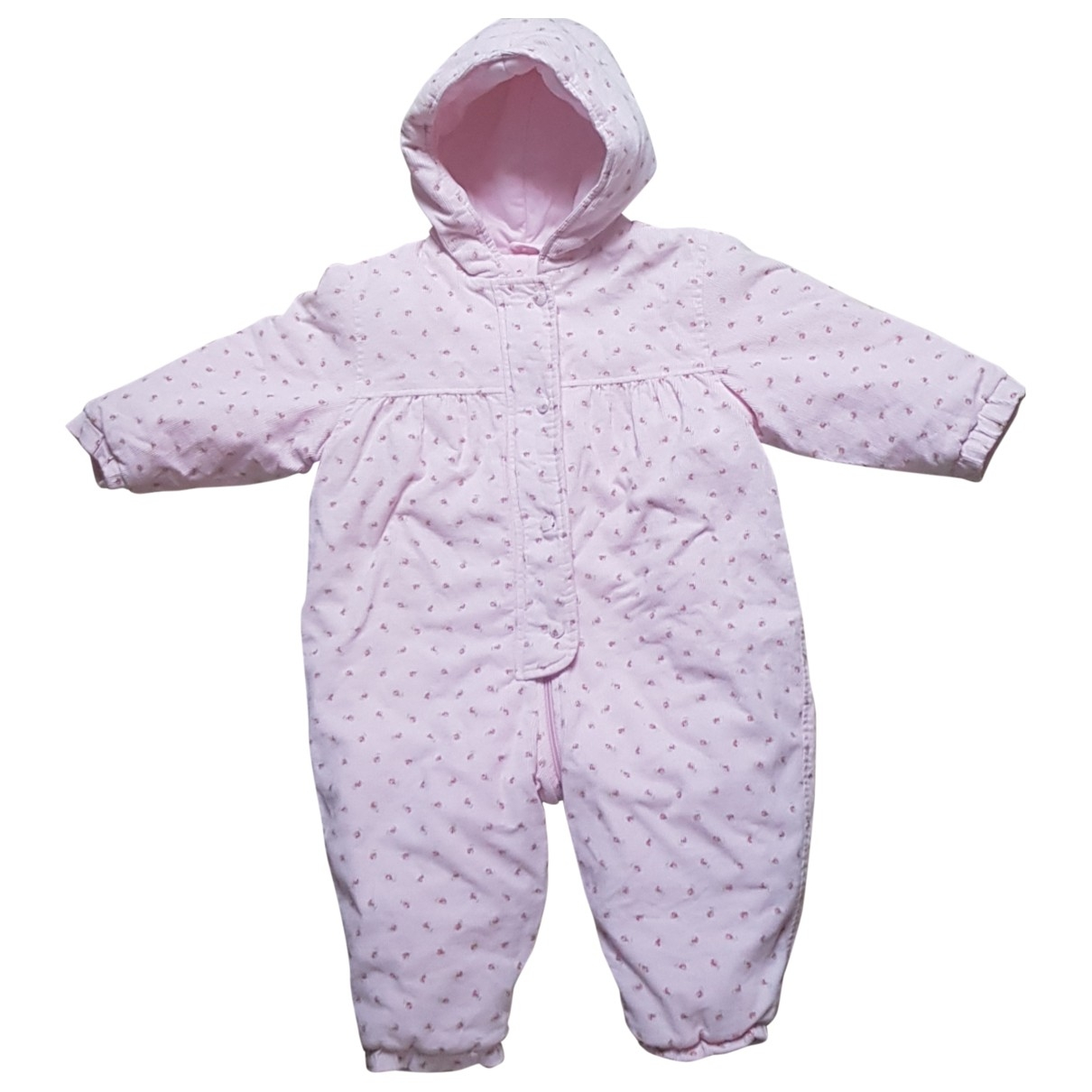 Jacadi \N Pink Cotton Outfits for Kids 2 years - up to 86cm FR