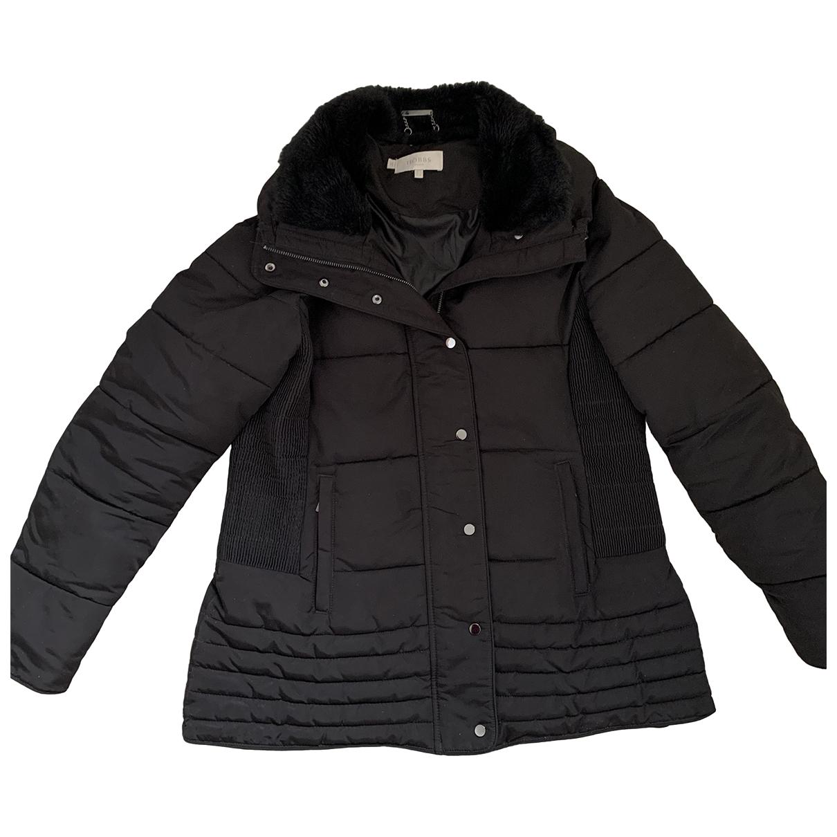 Hobbs - Manteau   pour femme - noir
