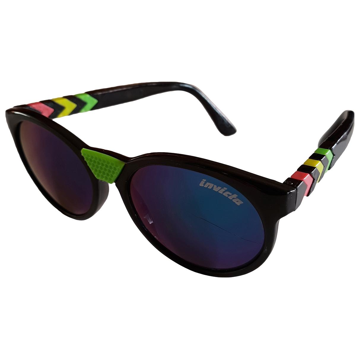 Invicta \N Black Sunglasses for Women \N
