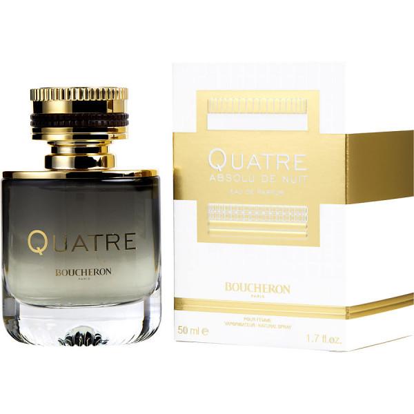 Quatre Absolu De Nuit - Boucheron Eau de Parfum Spray 50 ML