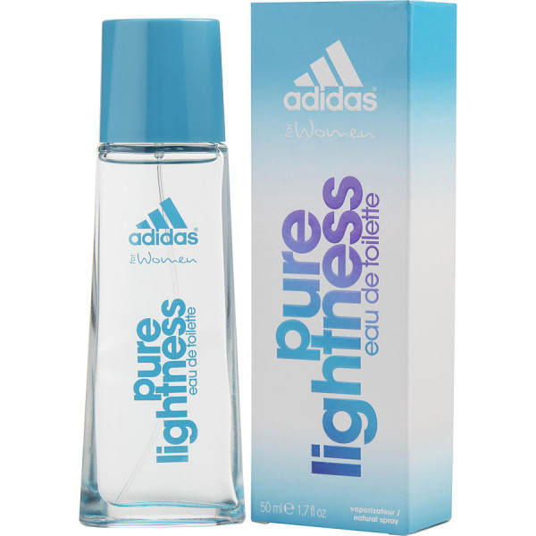 Adidas - Adidas Pure Lightness : Eau de Toilette Spray 1.7 Oz / 50 ml