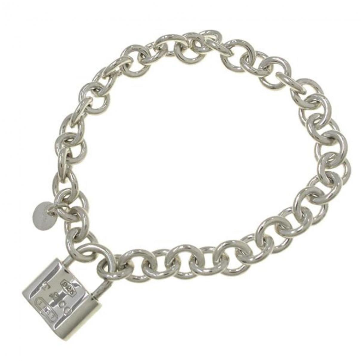 Tiffany & Co Tiffany 1837 Armband in Silber