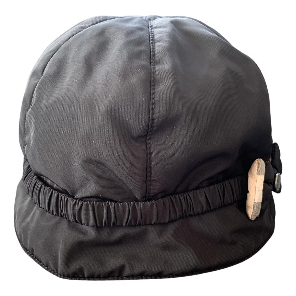 Burberry - Chapeaux.Bonnets.Gants   pour enfant - noir