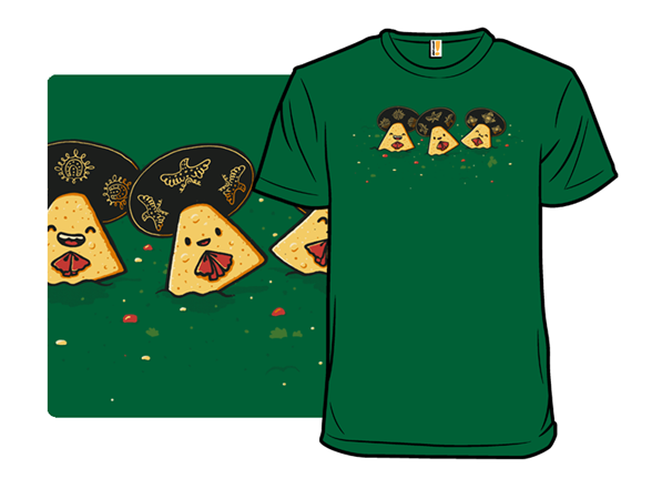 The Three Nachos T Shirt