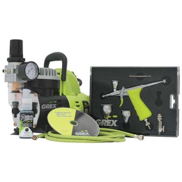 Tritium TG3 Airbrush Combo Kit