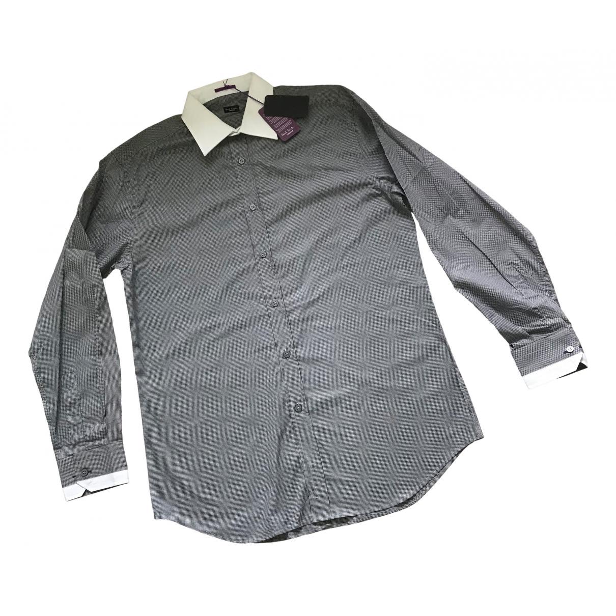 Paul Smith \N Multicolour Cotton Shirts for Men 15.5 UK - US (tour de cou / collar)