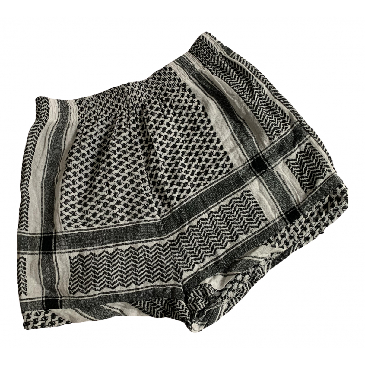 Cecilie Copenhagen \N Multicolour Cotton Shorts for Women One Size UK
