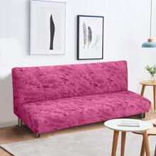 Einfacher dehnbarer Sofabezug