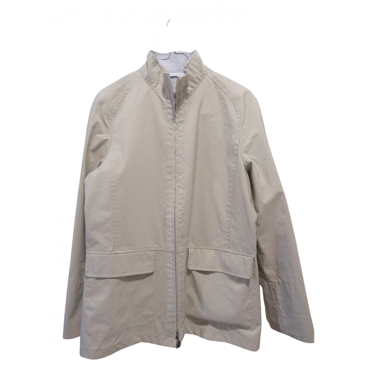 Non Signé / Unsigned \N Beige jacket for Women 42 IT