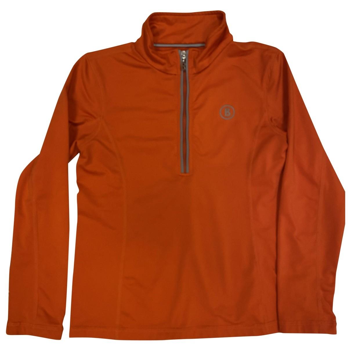 Bogner \N Oberteile in  Orange Polyester