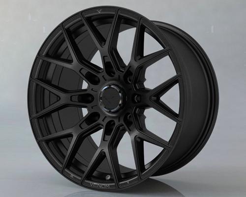 VENOMREX VR801.20010.8180.-25D.124.MB VR801 Wheel 20x10 8x180 -25mm Mystic Black