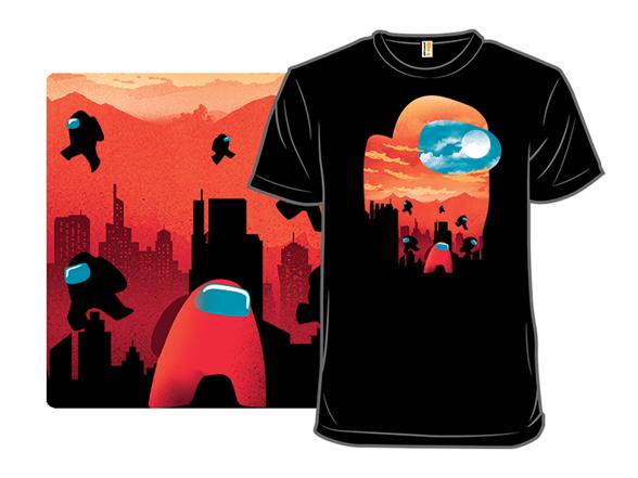 Impostor Sunset T Shirt