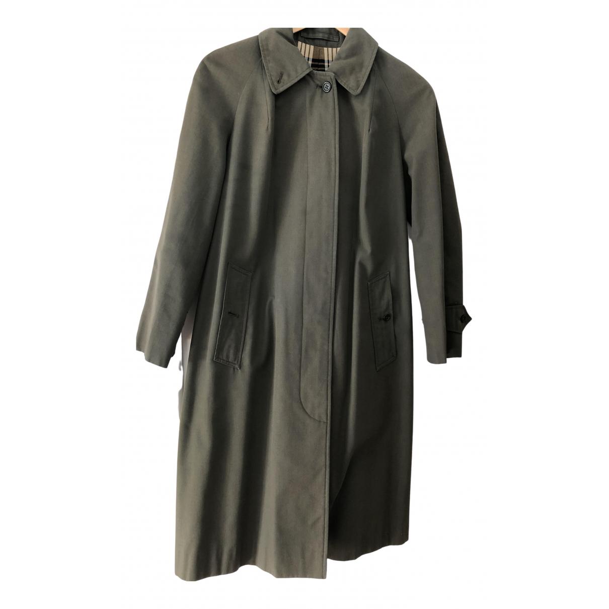 Burberry - Manteau   pour femme en coton