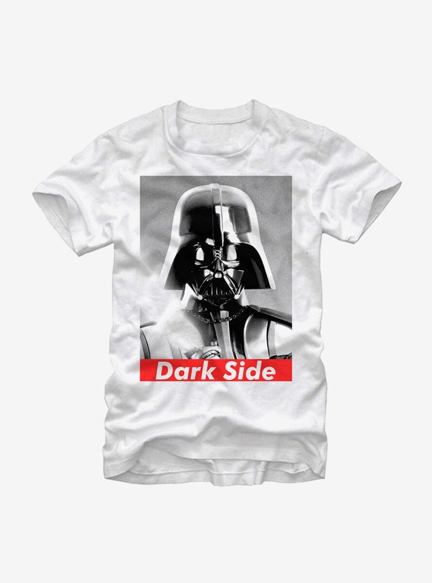 Star Wars Dark Side Vader Portrait T-Shirt