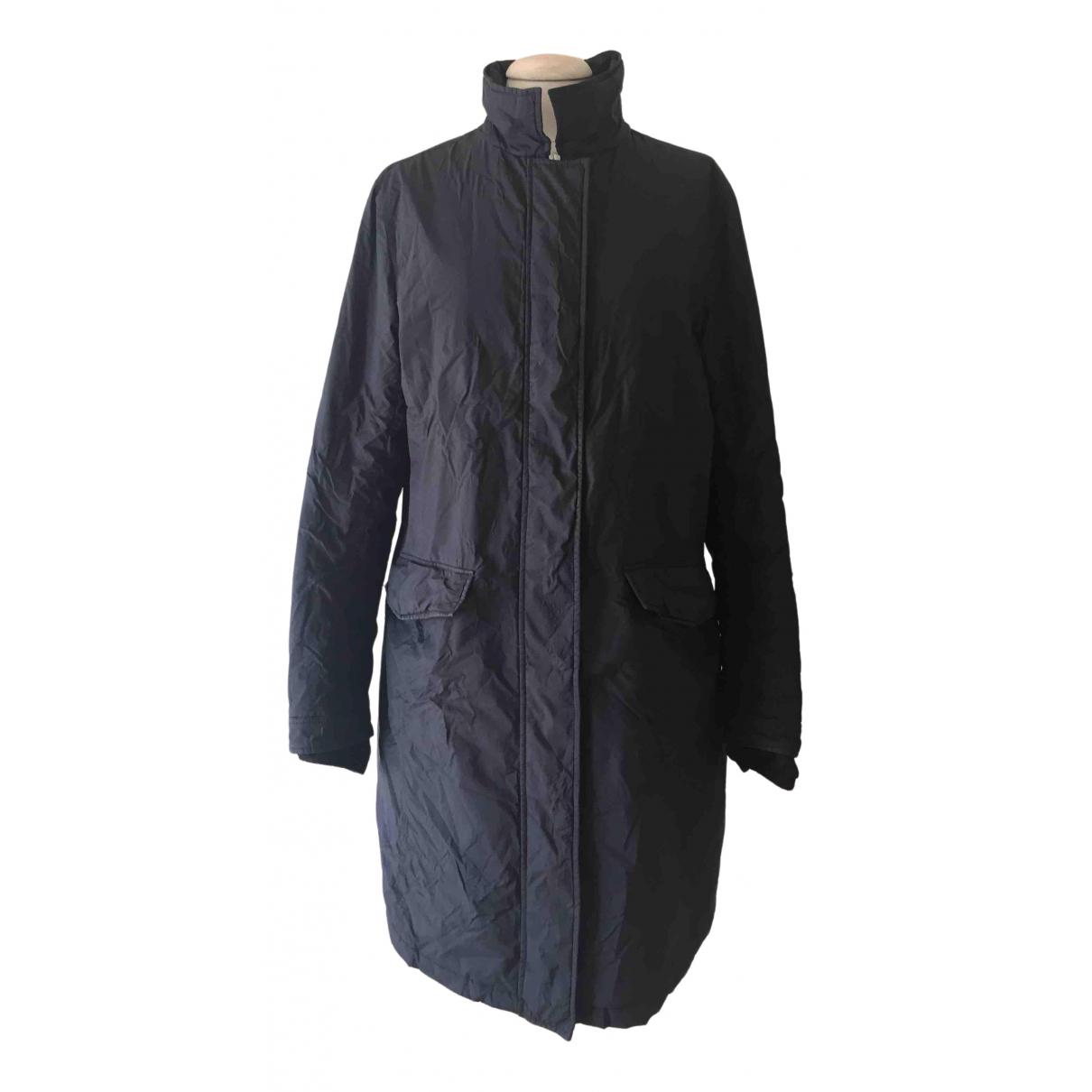 Prada \N Black coat for Women 46 IT