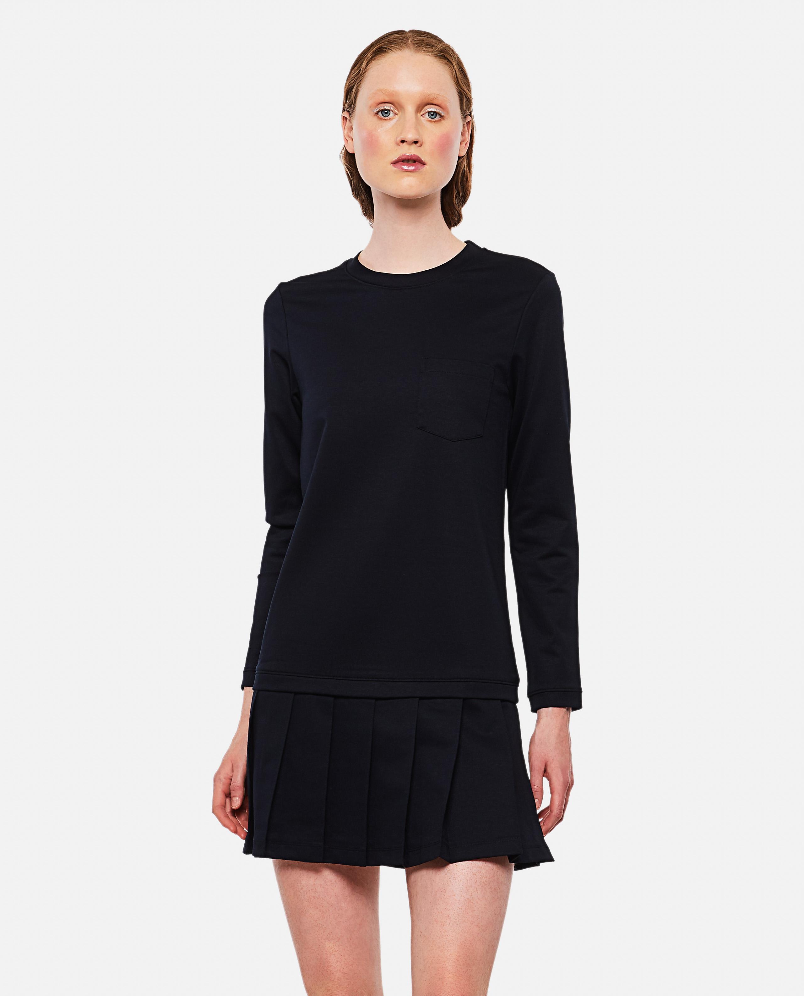Pleated pleated dress