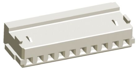 TE Connectivity , AMP Mini CT Female Connector Housing, 1.5mm Pitch, 10 Way, 1 Row (10)