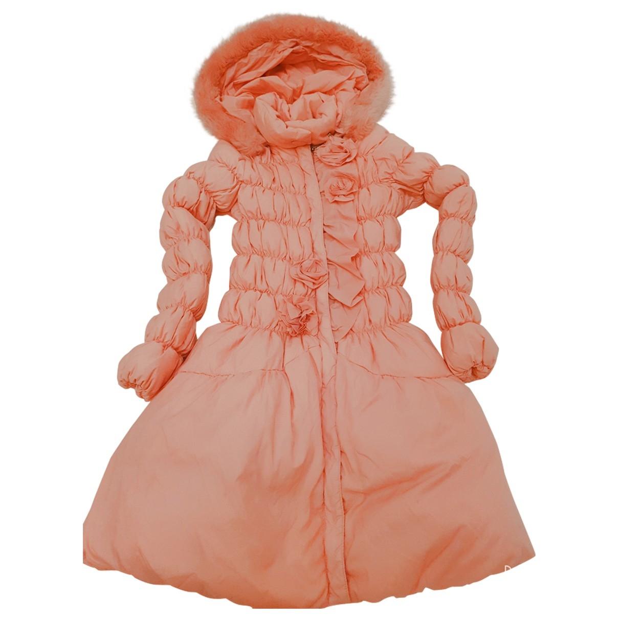 Blumarine \N Pink jacket & coat for Kids 6 years - up to 114cm FR