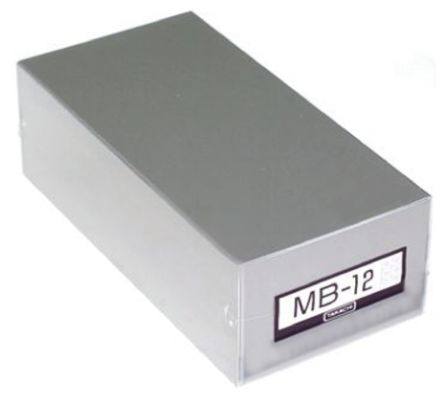 Takachi Electric Industrial MB, Silver Aluminium Enclosure, 200 x 100 x 65mm