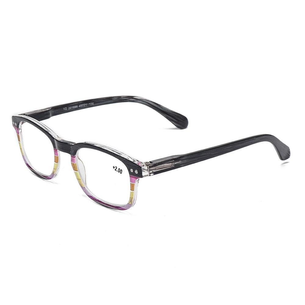 Men Women Elasticity Light Anti-fatigue Comfortable Vogue Computer Reading Glasses