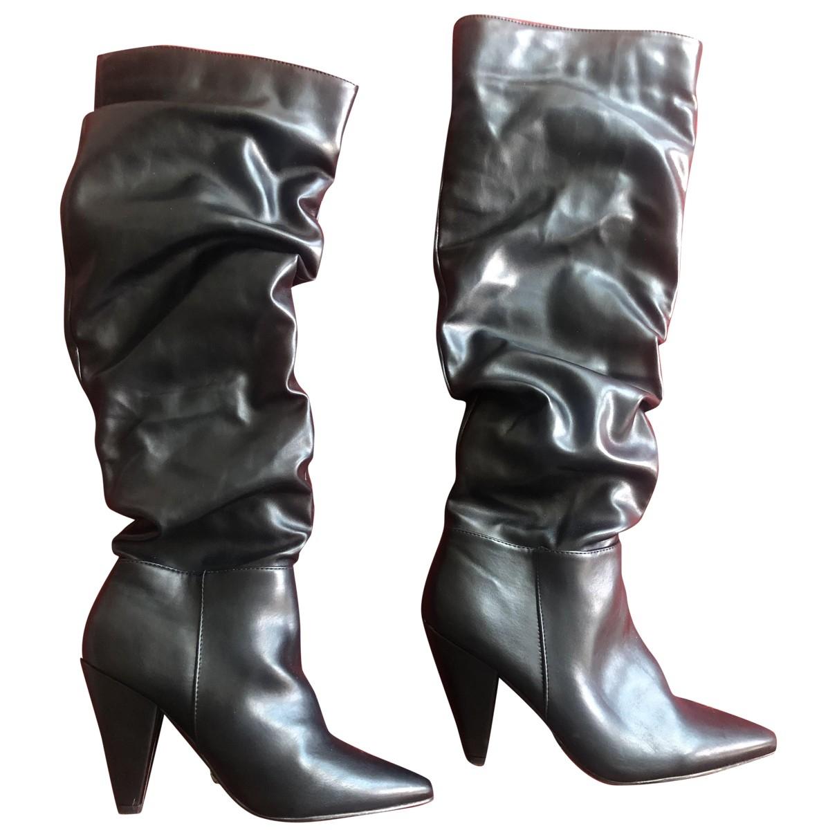 - Bottes   pour femme - noir