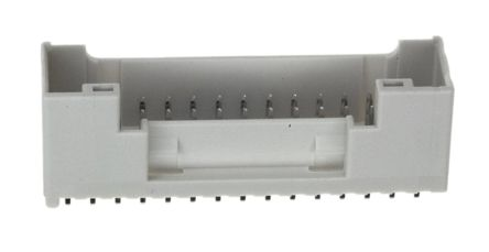 JST , PUD, 30 Way, 2 Row, Vertical PCB Header (2)