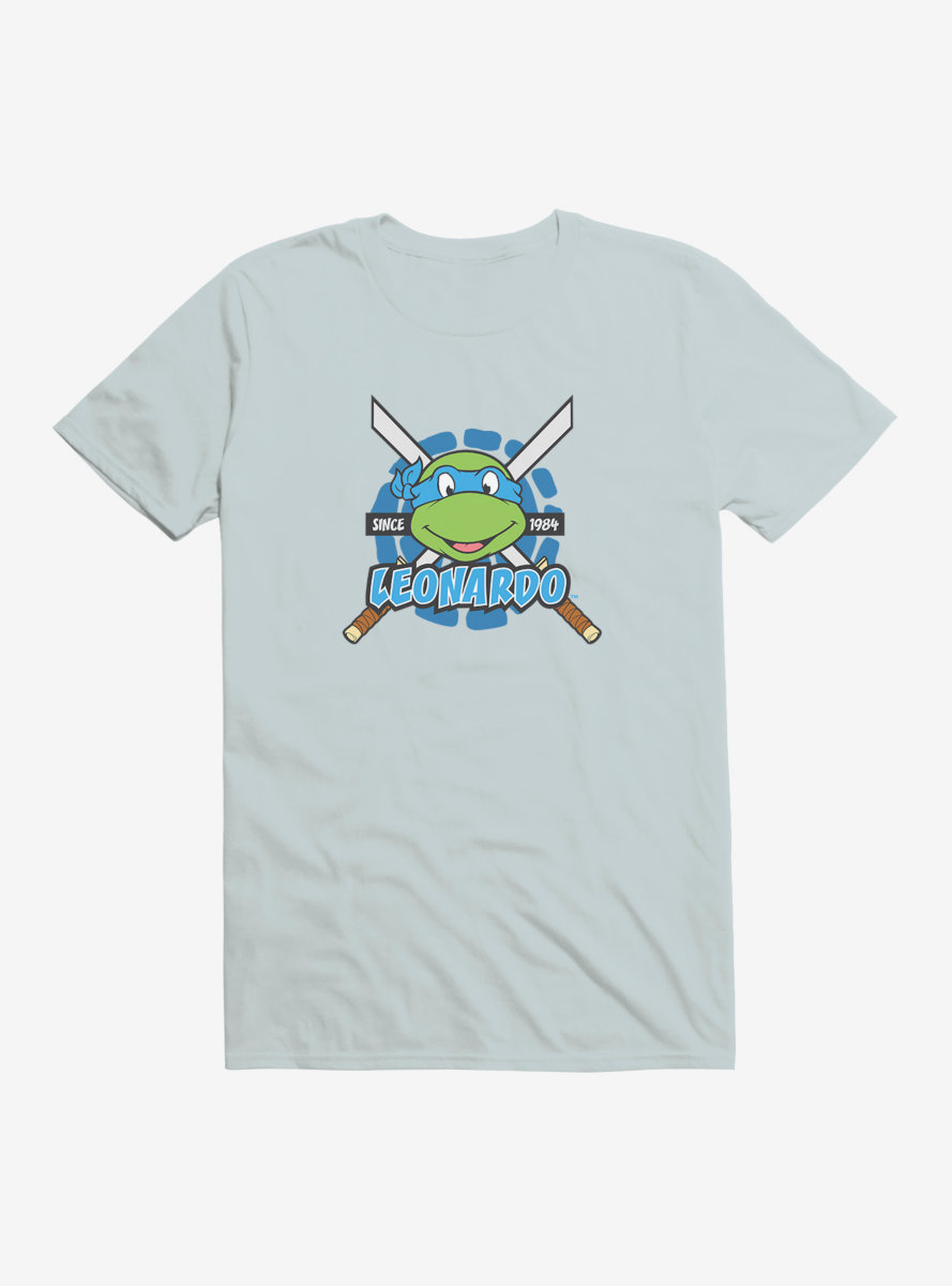 Teenage Mutant Ninja Turtles Leonardo Smie T-Shirt