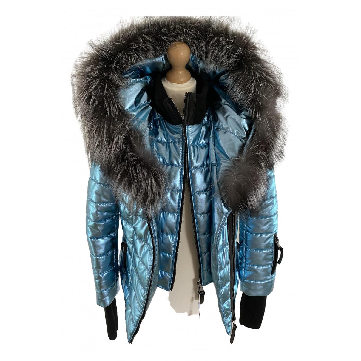 Popski London \N Blue jacket for Women M International