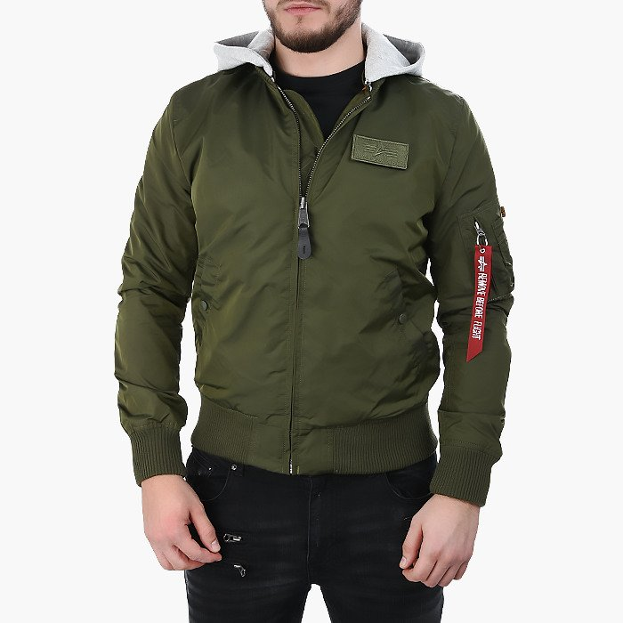 Alpha Industries MA-1 TT Hood 196108 257