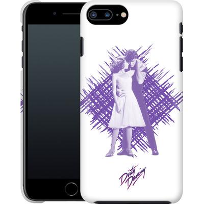 Apple iPhone 8 Plus Smartphone Huelle - Purple Dancers von Dirty Dancing®