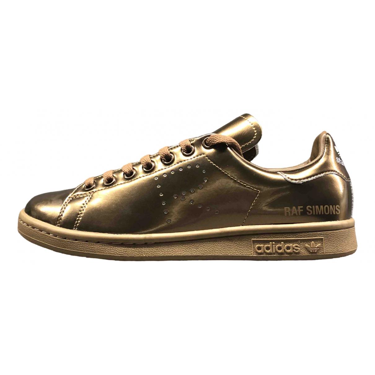 Adidas X Raf Simons Stan Smith Leather Trainers for Men 40.5 EU