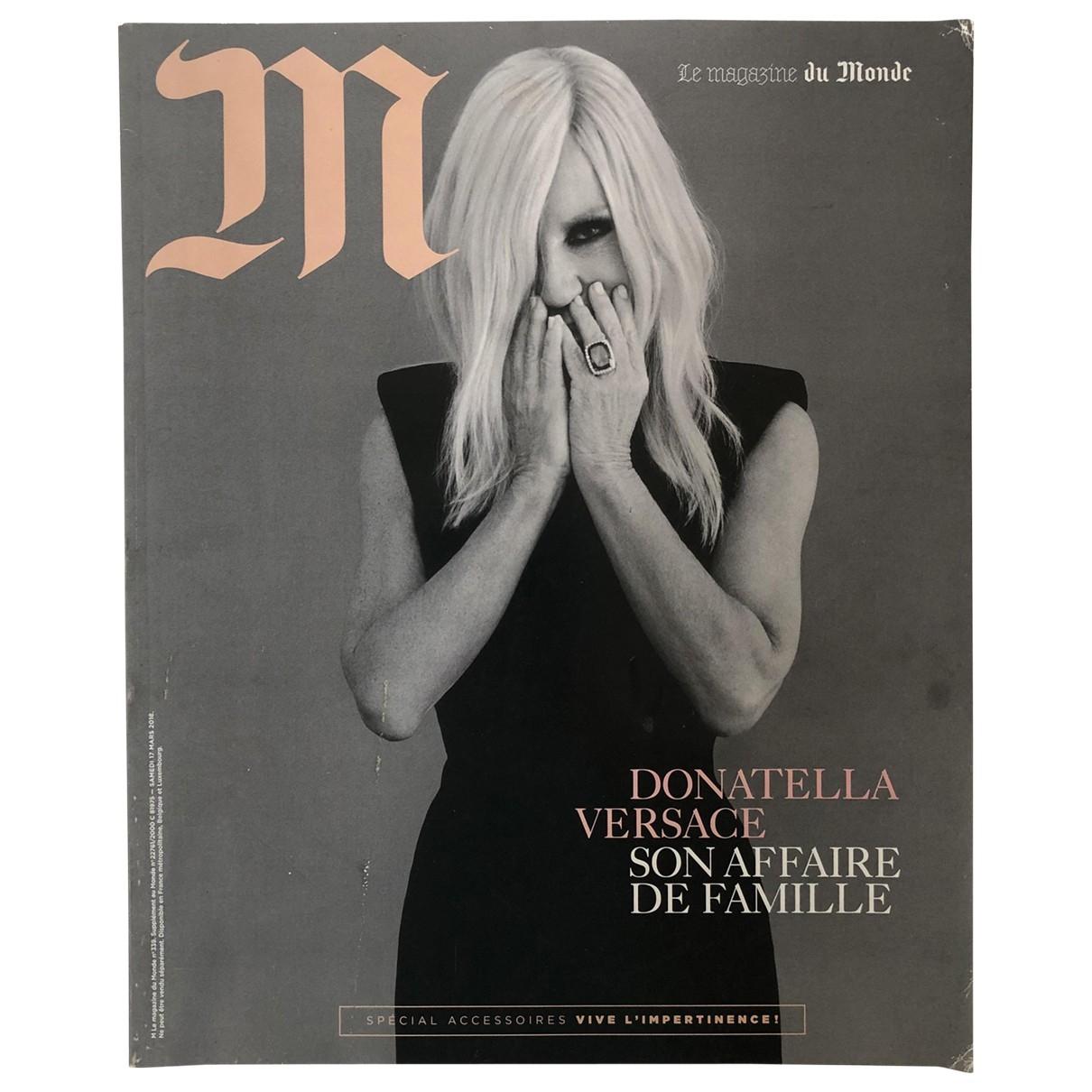 Versace \N Mode in  Bunt Baumwolle